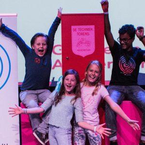 Grid Youth4Health Challenge ahti NEMO jong ondernemen