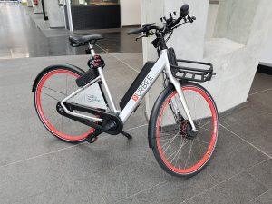 fiets Urbee ahti Amsterdam