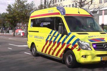Ambulance Amsterdam ahti cwi data