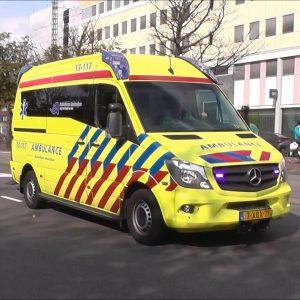 Ambulance Amsterdam ahti grid