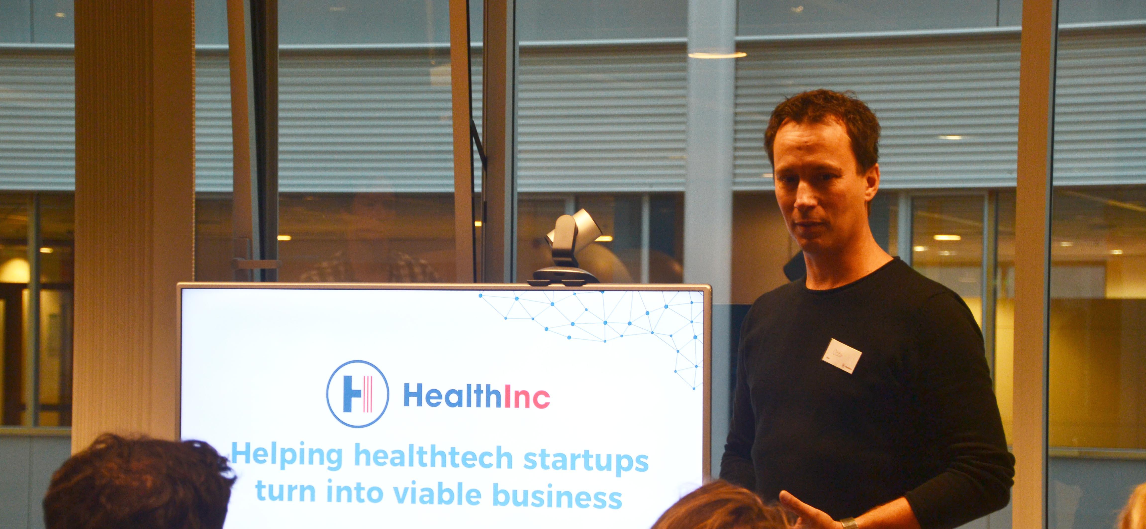 HealthInc kick off AHTC ahti startups