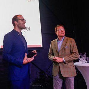 Opening Amsterdam Venture Studios startups ahti Constantijn grid