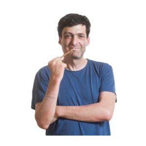 JLI Dan Ariely ahti De Balie