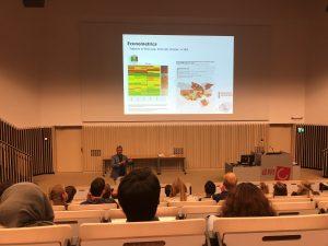 Medische Informatiekunder Martijn Kriens opening academisch jaar AMC