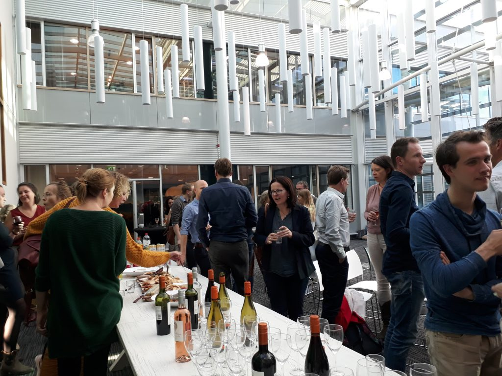 ahti Connect netwerk Amsterdam Life Sciences District