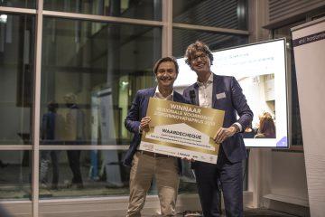 Easee, winnaar voorronde Zorginnovatieprijs bestrijdt personeelstekorten met online oogmetingen