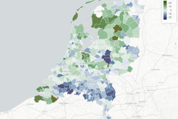 Health Insights: verdeling gebruik cholesterolverlagers in Nederland