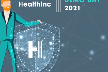 HealthInc Demo Day 2021: meet the startups!