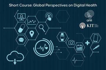 Nieuwe cursus met het KIT: Global Perspectives on Digital Health